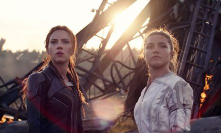 Black Widow – review