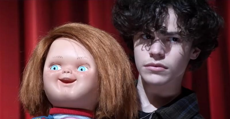 A friend to the end – killer new Chucky TV trailer is alive!