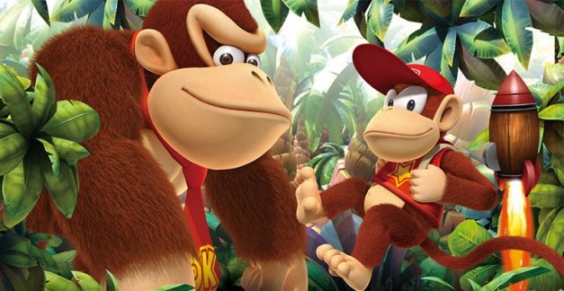 The brief story of Donkey Kong