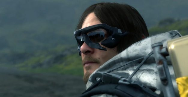 Here's Death Stranding on the PS5