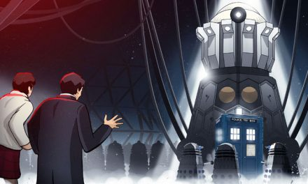 A slew of classic Doctor Who on Blu