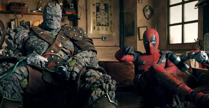 Deadpool and Korg turn the meta up to 11 for Free Guy