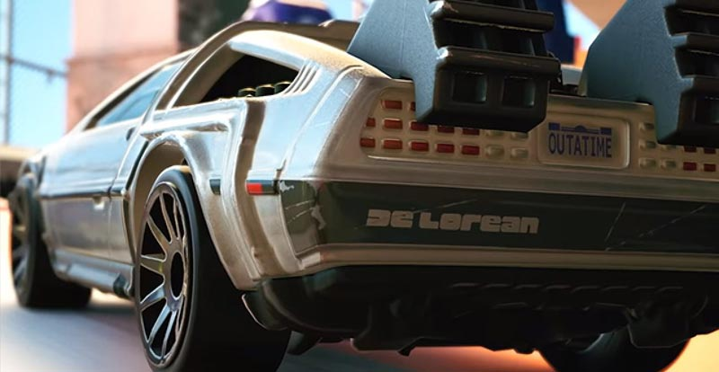 Hot Wheels Unleashed is bringing the big names