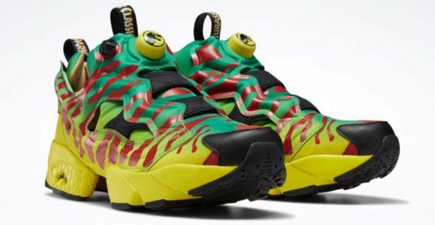 Reebok unleash dino-mite Jurassic Park sneaker range