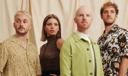 The Jungle Giants' Sam Hales talks doppelganging Bill Burr, new album 'Love Signs'
