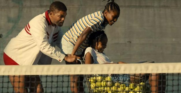 Will Smith isn't just any old tennis coach in King Richard