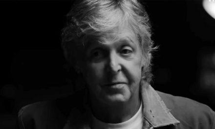 1, 2, 3, 4, it's McCartney 3, 2, 1…