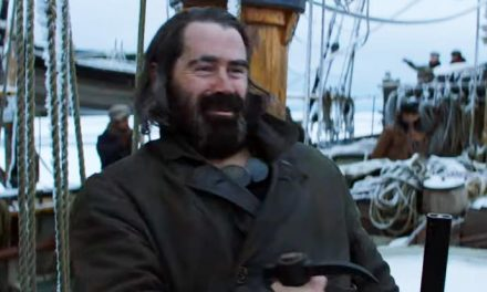 Colin Farrell has a whale of a time in The North Water