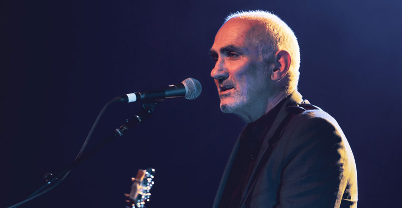 Paul Kelly @ Ipswich Civic Centre – live review