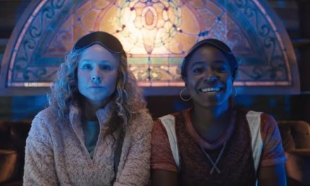 Kristen Bell and Kirby Howell-Baptiste's coupon capers
