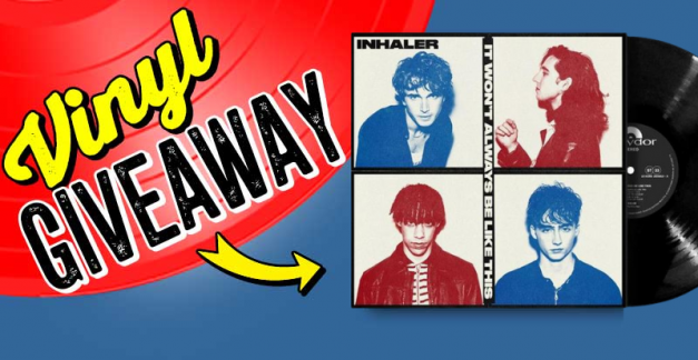 New release vinyl giveaway: 'It Won't Always Be Like This' by Inhaler