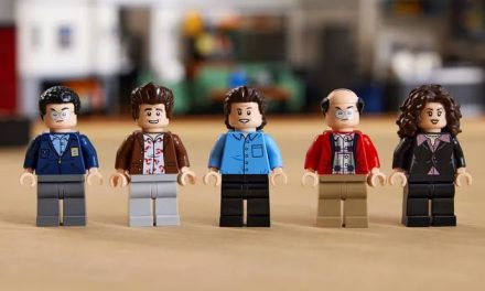 What is the deal with Seinfeld LEGO?