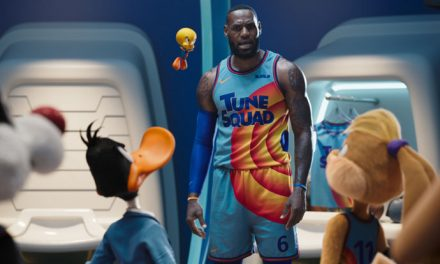 Space Jammin' with LeBron James and director Malcolm D. Lee