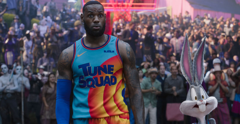 Space Jam: A New Legacy – review