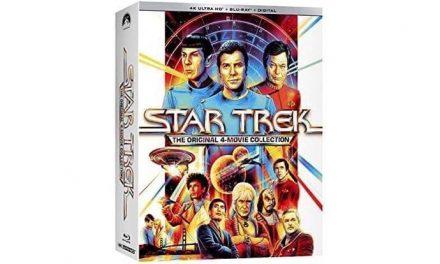 Classic Star Trek movies boldly going 4K!