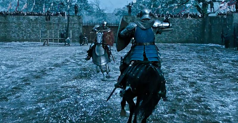 Knight fever in Ridley Scott's The Last Duel