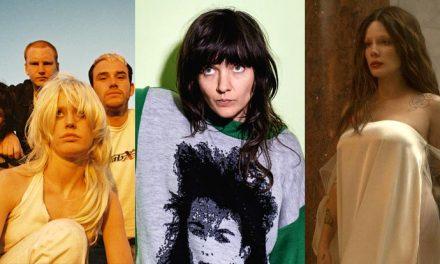 It's an Amyl, Courtney and Halsey new album bonanza!