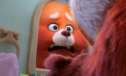 Pixar's next original feature is Turning Red