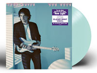 John Mayer album with mint vinyl popping out