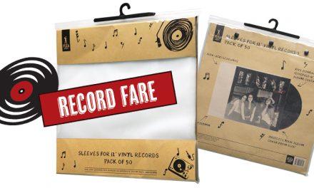 Record Fare: the latest in vinyl accessories (Jul '21)