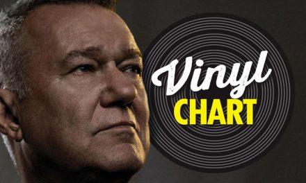JB's vinyl chart (July 2 – 8, 2021)