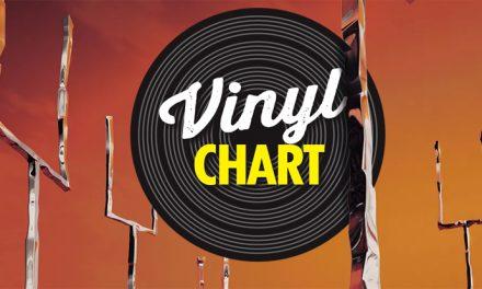 JB's vinyl chart (July 9 – 15, 2021)
