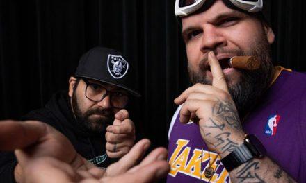 Aussie hip-hop duo in NBA 2K22