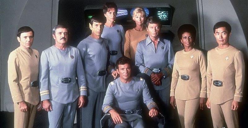 4K September 2021 - Star Trek: The Original 4-Movie Collection