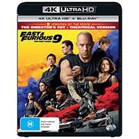 4K September 2021 - Fast & Furious 9: The Fast Saga