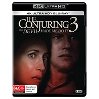 4K September 2021 - The Conjuring 3: The Devil Made Me Do It