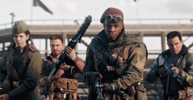 PlayStation players get playable Call of Duty: Vanguard preview