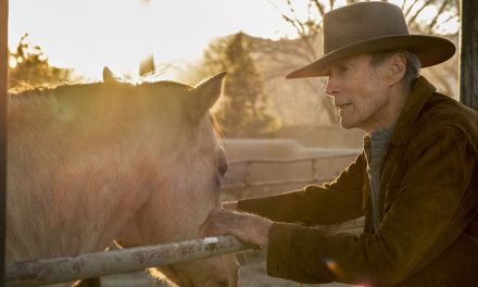 Clint Eastwood is back in Cry Macho