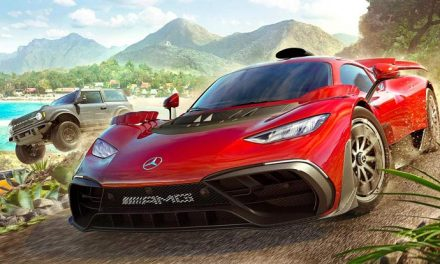 It's all happening in Forza Horizon 5