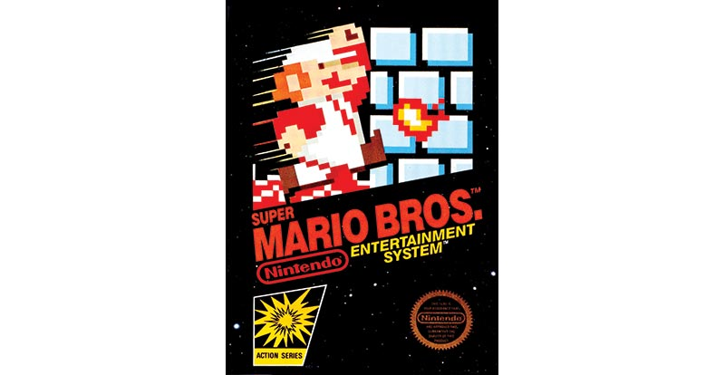 Game Changers - Super Mario Bros.