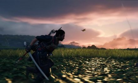 Race in for Ghost of Tsushima: Director's Cut now!