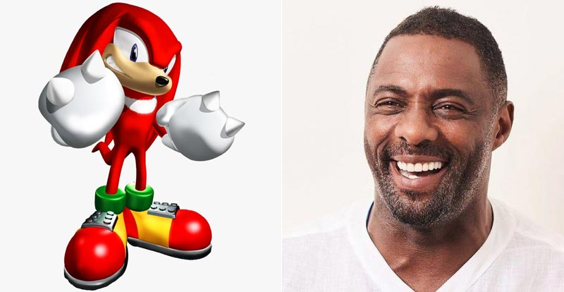 We're not echidna ya, Idris Elba is Sonic the Hedgehog 2's Knuckles!