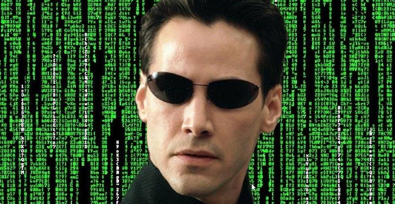 The Matrix resurrection is The Matrix Resurrections