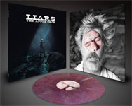 Album cover artwork for Liars