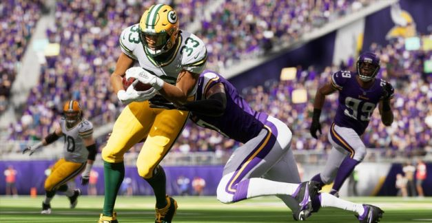 Madden NFL 22 – review