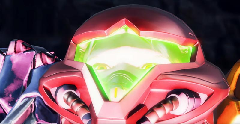 An eye-opening new look at Metroid Dread