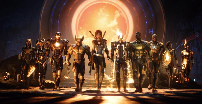 Get tactical with Marvel's Midnight Suns