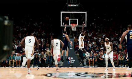 NBA 2K22 gameplay revealed