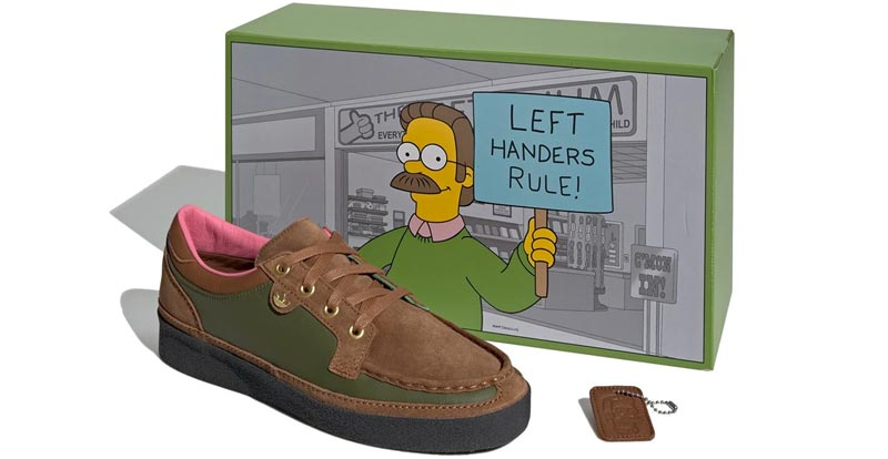 Walk a mile in Ned Flanders Ad-diddily-idas!