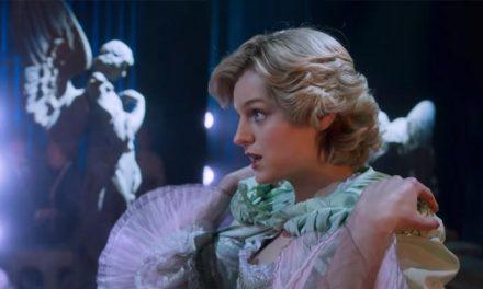 Princess Di goes full Phantom in special The Crown clip