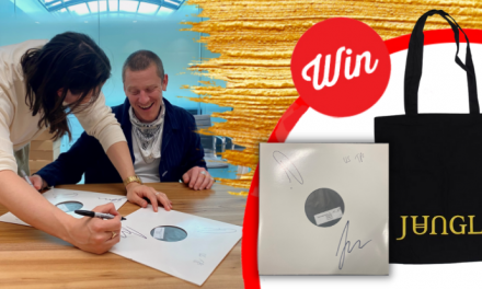 Hey, Jungle fans: WIN a money-can't-buy 'Loving In Stereo' pack!
