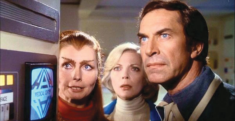 Space 1999 – The Complete Series on Blu-ray & DVD