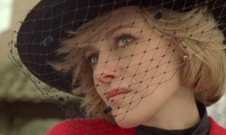 Kristen Stewart is Princess Di in Spencer