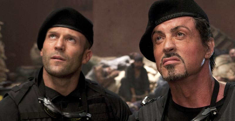The Expendables to go a fourth round