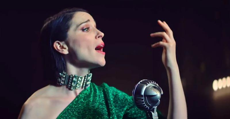 St. Vincent weirds out with new film The Nowhere Inn