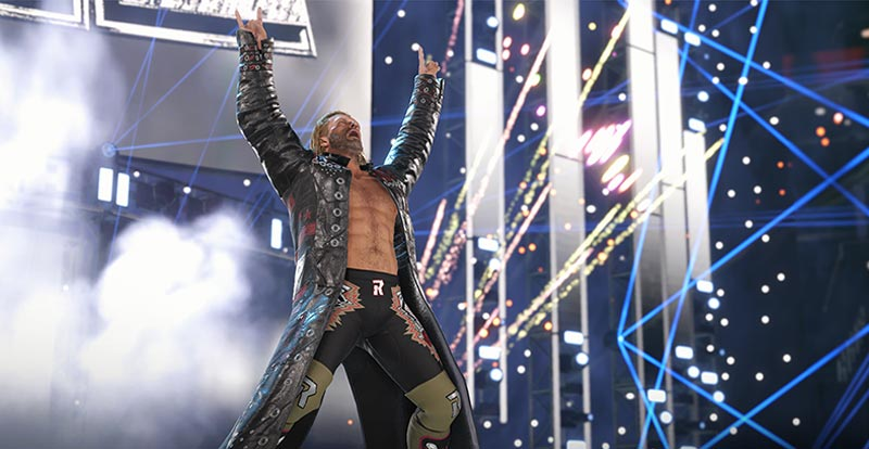WWE 2K22 set to slam down in March 2022